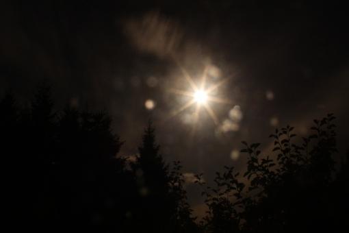 månskensregn